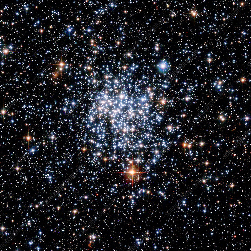 Open star cluster NGC 265