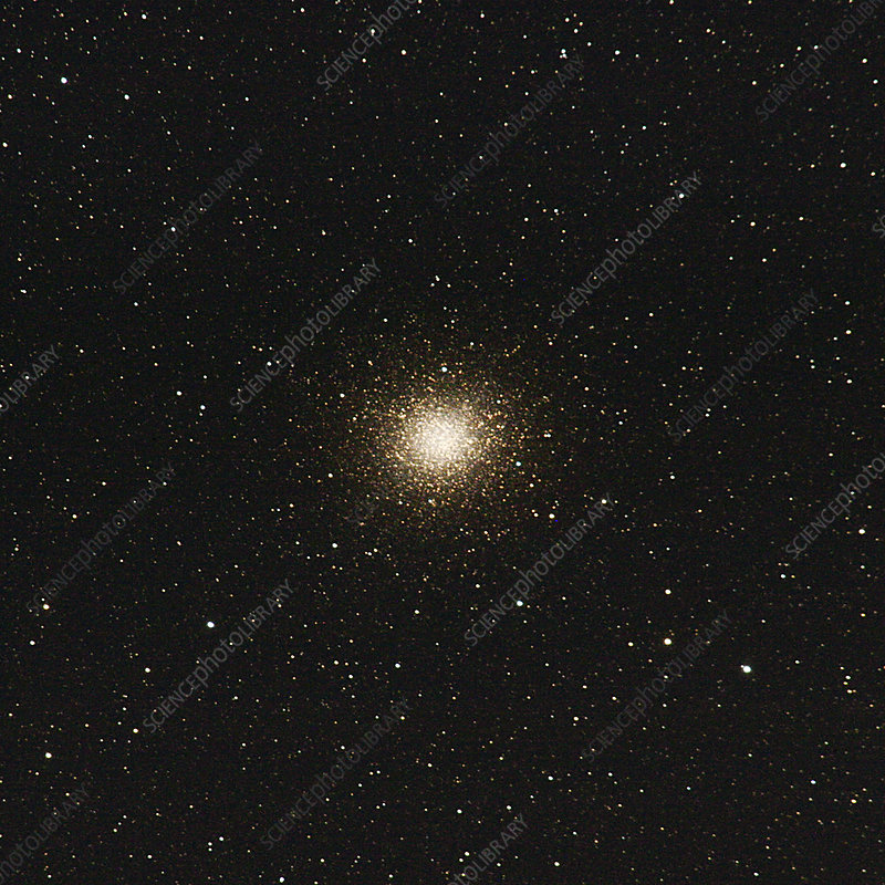 Omega Centauri (NGC 5139), optical image