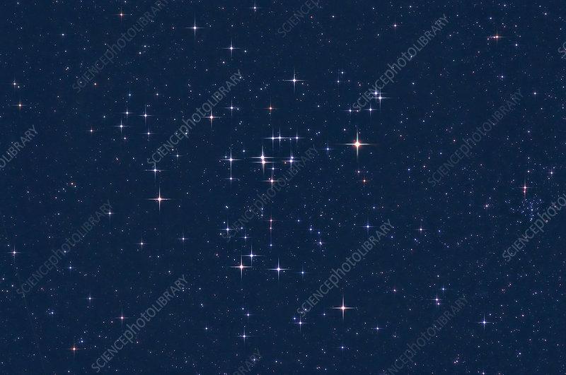 'Mel 25, The Hyades'