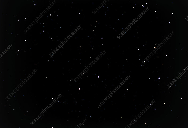 Optical photo of Alpha & Beta Centauri