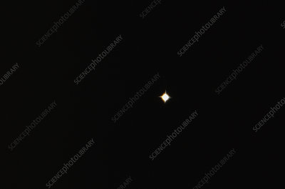Capella ,the brightest star in Auriga