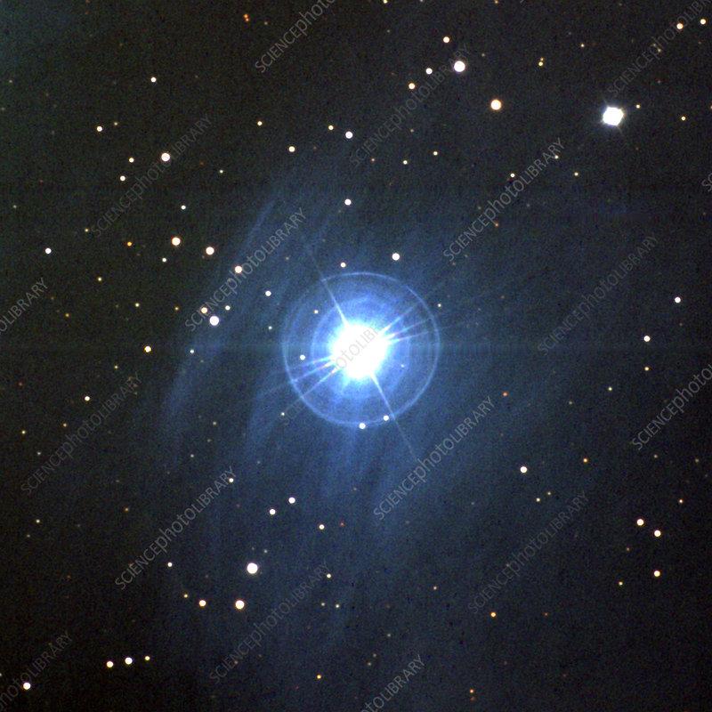 Merope star