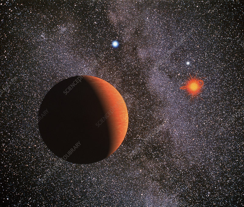 Proxima Centauri B planet