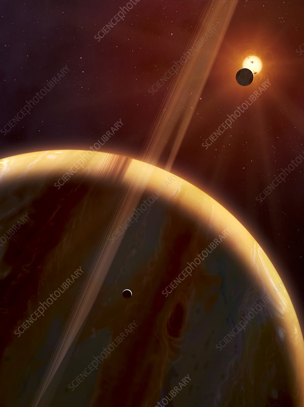 Gas Giant Worksheet - Pics about space