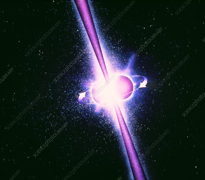 Gamma-ray burst caused by neutron stars collision