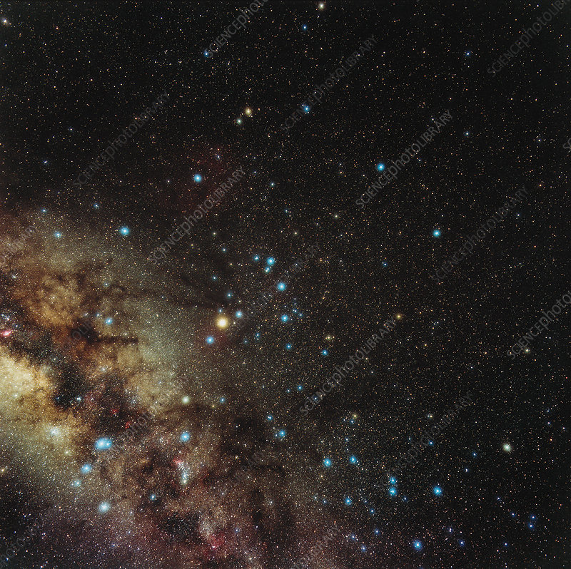 Centre of Milky Way