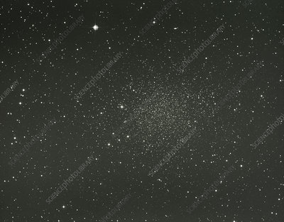 Optical image of the Sculptor dwarf galaxy