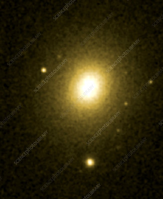 Elliptical galaxy NGC 4261
