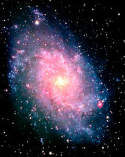 M33 in Triangulum (Pinwheel Galaxy)