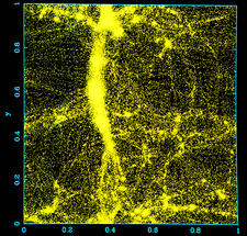 Density fluctuations in early universe