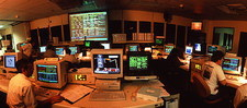 Hubble Space Telescope control room