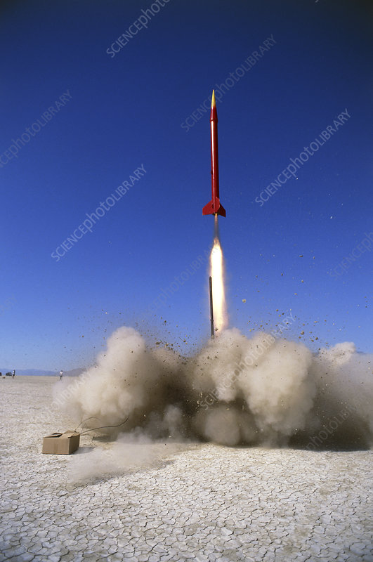 Amateur rocketry