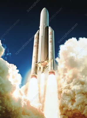 Launch of Ariane 5