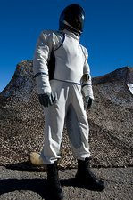 Suborbital space suit