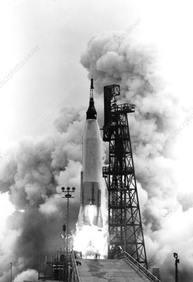 Launch of Mercury MA-6