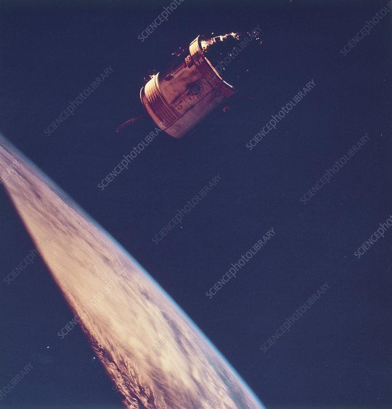 Apollo 9 Command and Service Module