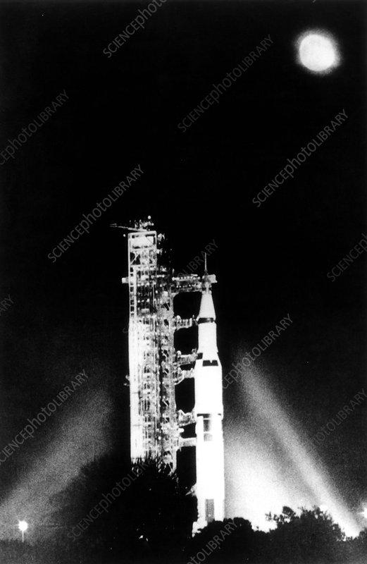 apollo 12 rocket - photo #15