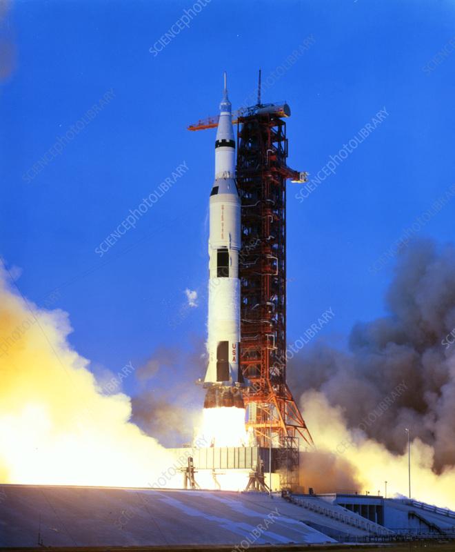 apollo 13 rocket launch - photo #21