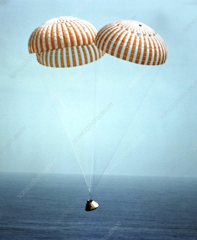parachute module moon landing - photo #3