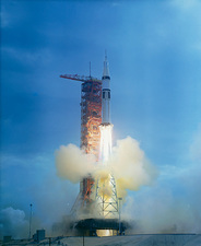 Launch of Skylab 2