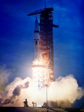 Launch of Skylab 3