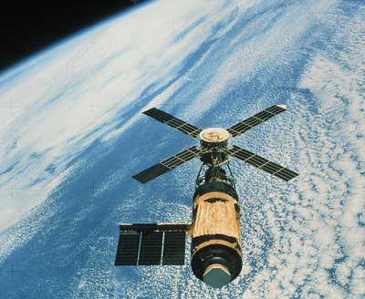 Skylab Space Station 3D Model (page 3) - Pics about space