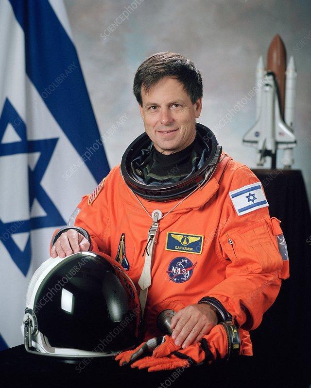 Shuttle disaster astronaut Ramon