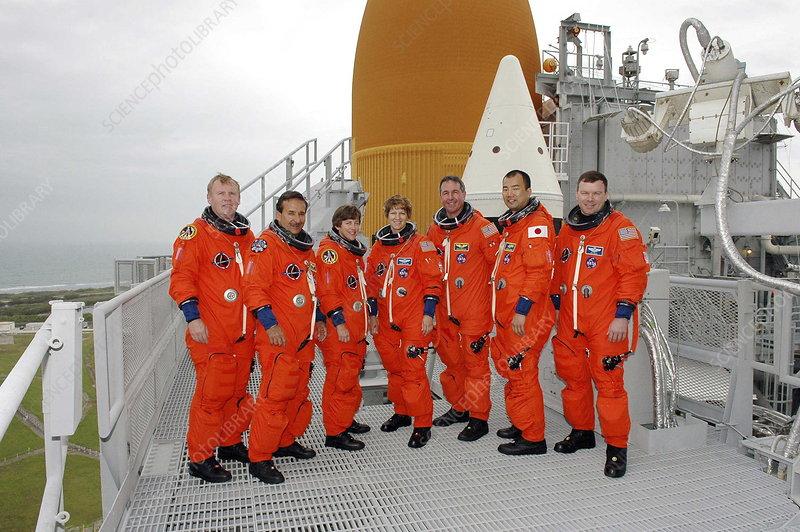 """Return to Flight"" astronauts"