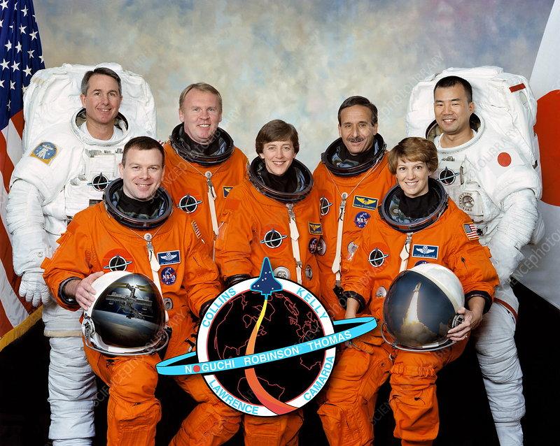 """""""Return to Flight"""" astronauts (STS-114)"""