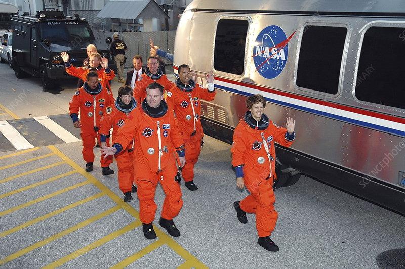 Return to Flight astronauts