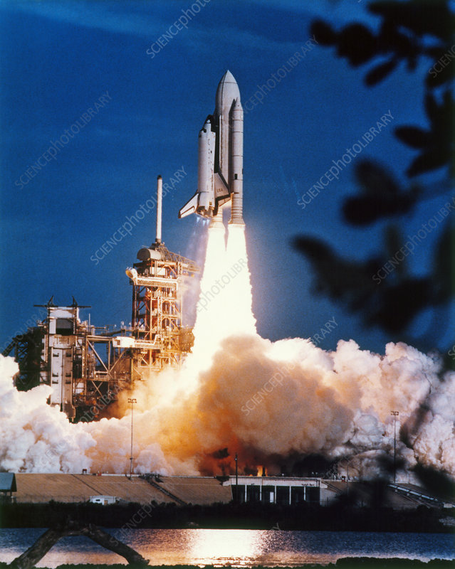space shuttle first launch - photo #28
