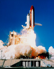 Launch of space shuttle Atlantis, STS-27