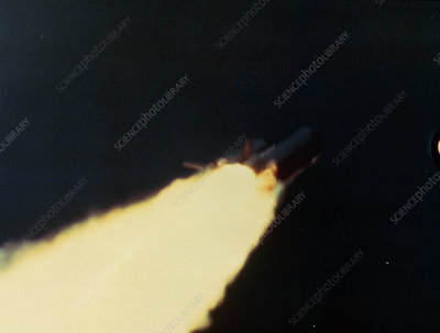 Explosion of the Space Shuttle 51-L