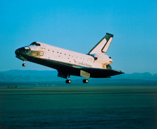 Landing of Shuttle Columbia, STS-28