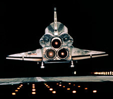 Landing of Endeavour, Shuttle Mission STS-72