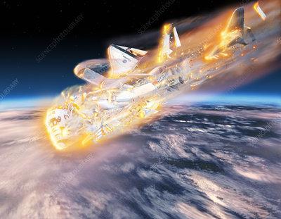 space shuttle columbia weather radar - photo #30