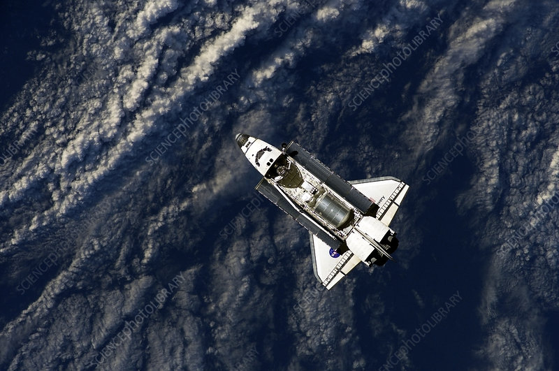 Space Shuttle mission STS-121, July 2006