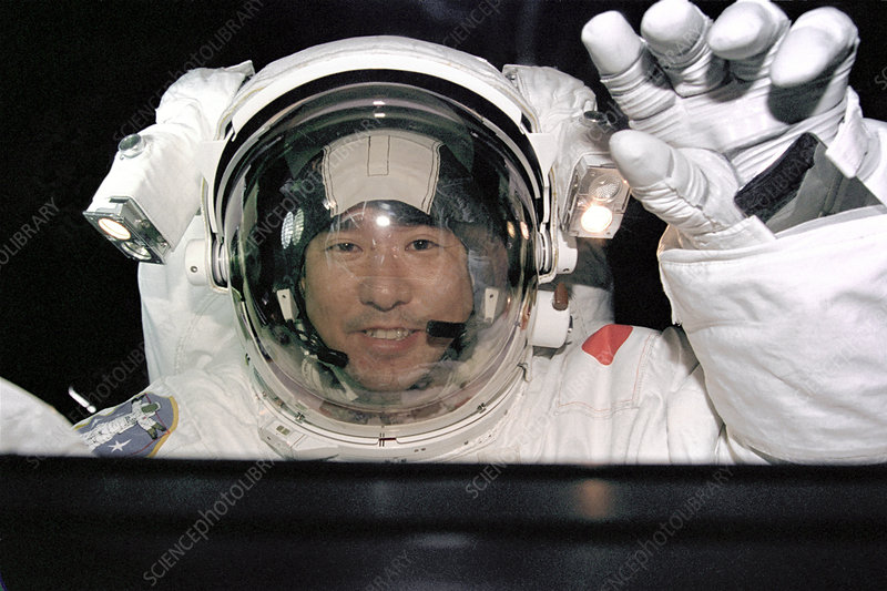 Mission Specialist Takao Doi