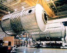 Manufacture of ISS modules