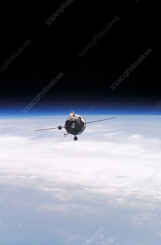 ISS supply vessel