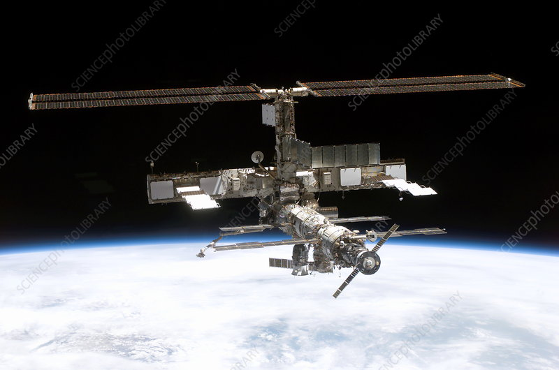 International Space Station, 06/08/2005