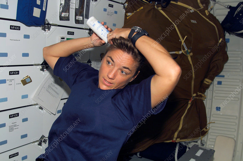 International Space Station astronaut