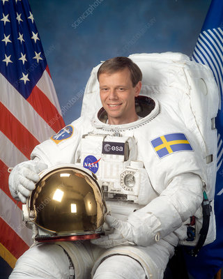Christer Fuglesang, Swedish astronaut