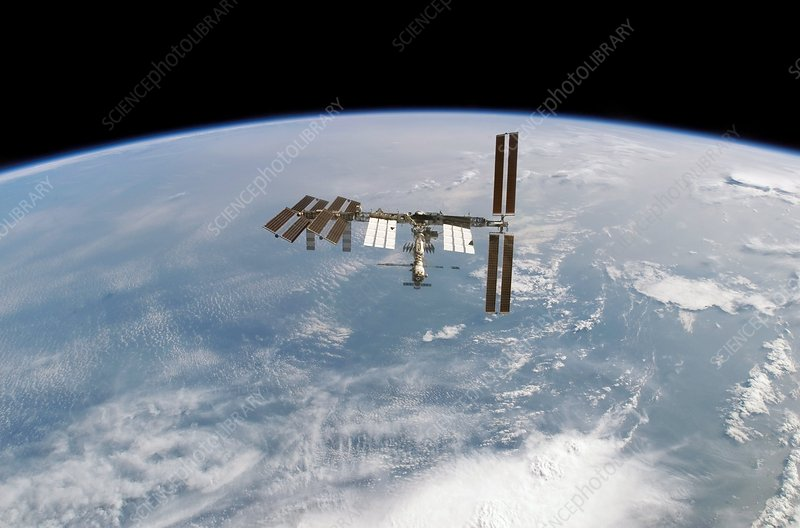 International Space Station, 2008