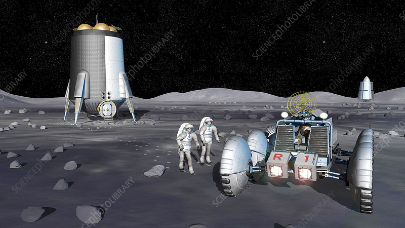 Lunar exploration, Constellation Program