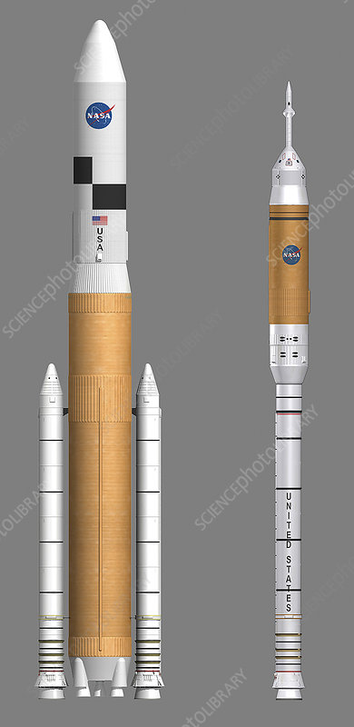 Ares rockets, Constellation Program