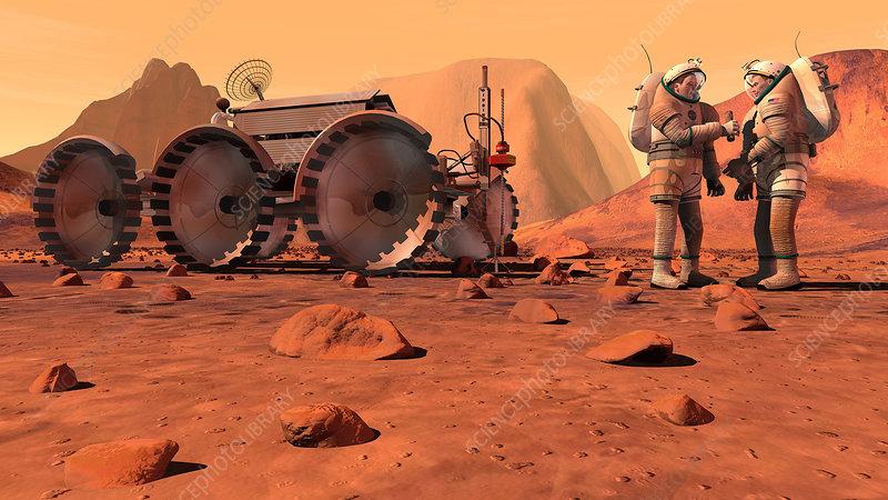 nasa mars exploration program - photo #18