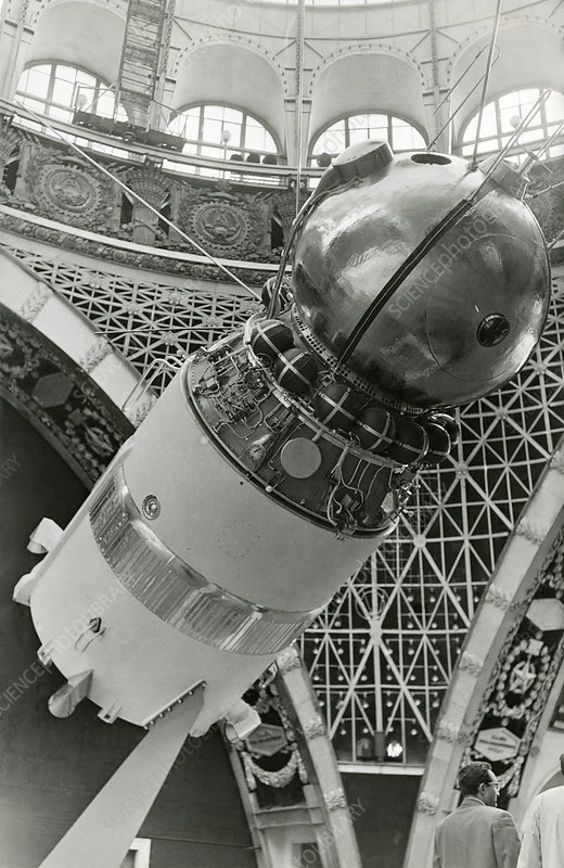 Soviet Vostok spacecraft
