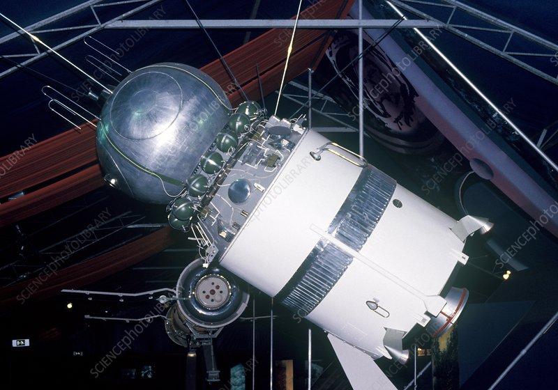Soviet Vostok spacecraft