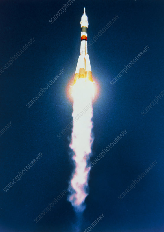 ussr launches mir space station - photo #29